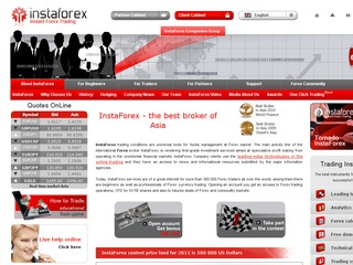 instaforex Forex Broker