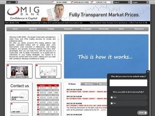 MIG BANK Reviews