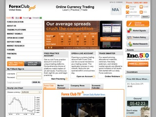 Forex Club reviews