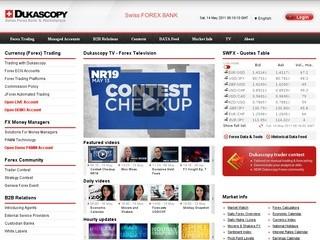 Dukascopy Bank SA reviews