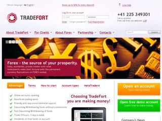 TradeFort reviews