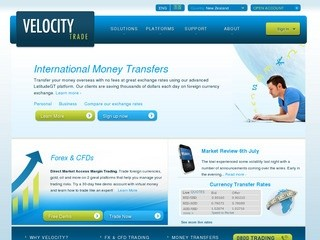 Velocity Trade reviews