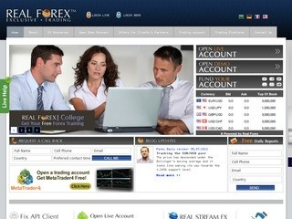 Real-Forex reviews, ratings and information