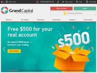 Grand Capital Broker