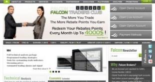 Falcon Brokers reviews