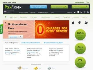 PaxForex