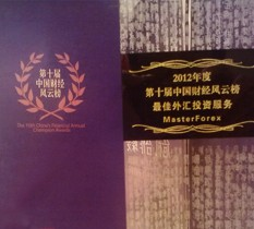 Forex Award 2012