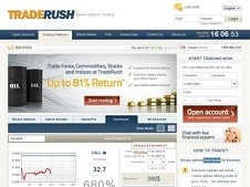 TradeRush reviews