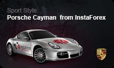 Porsche Cayman contest