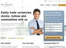 Varengold Bank FX