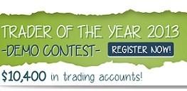 Forex contest november 2013
