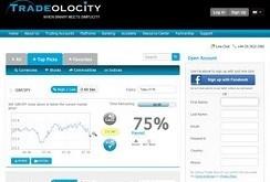 Tradeolocity