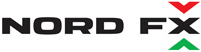 NordFX logo