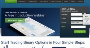 Opteck™ online binary options trading platform