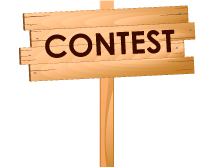 contest sign