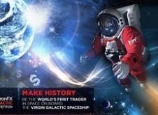 IronFX Intergalactic Trading