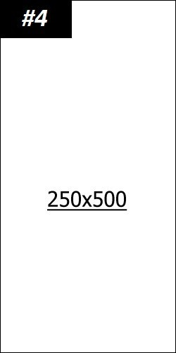 250x250 Banner Advertising
