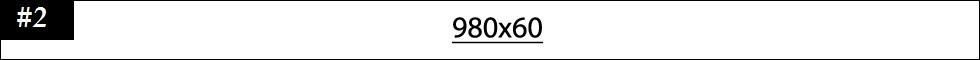 980x60 Top Banner