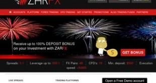 ZarForex Broker