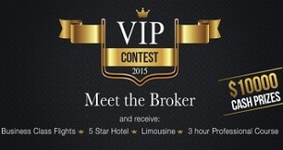 HotForex VIP Contest 2015