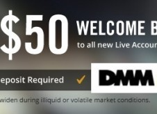 DMM FX free $50 Welcome Bonus