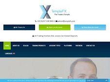 templefx-broker-homepage